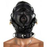 SM-Maske aus Leder: XTREM Völlige Beraubung der Sinne