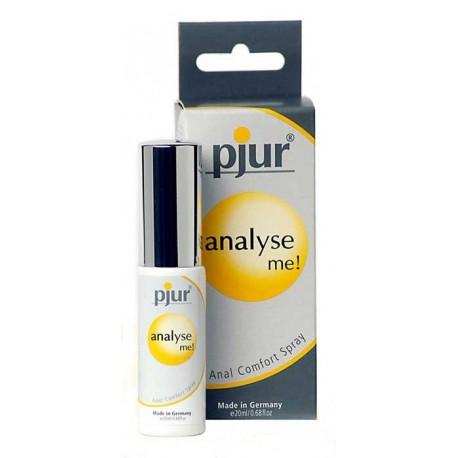 Pjur Analyse Me! - Anal Gleitgel und Betäubungsmittel
