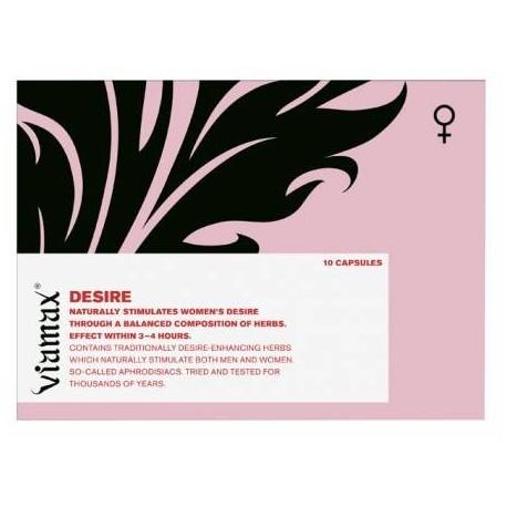 Viamax Desire - Aphrodisiaka für Frauen