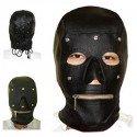 Abnehmbare Kapuze mit Maske und Mund RV