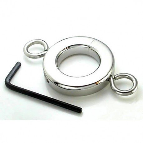 Ball Stretcher - Gewicht für Hoden / Medium Size / 450Grammes