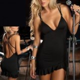 Abendkleid: Classic black