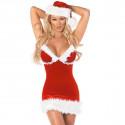 Weihnachtsfrau Kostüme